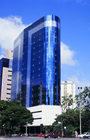 Edifício Agmar Glass Tower